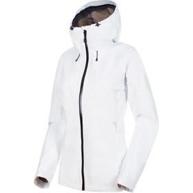 Mammut Convey Tour HS Kapuzenjacke Damen bright white